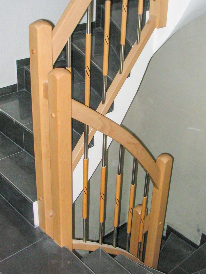 Attraktiv Treppengeländer Verschönern Das Beste Von Treppengeländer In Buche Mit Pfosten P44 Und